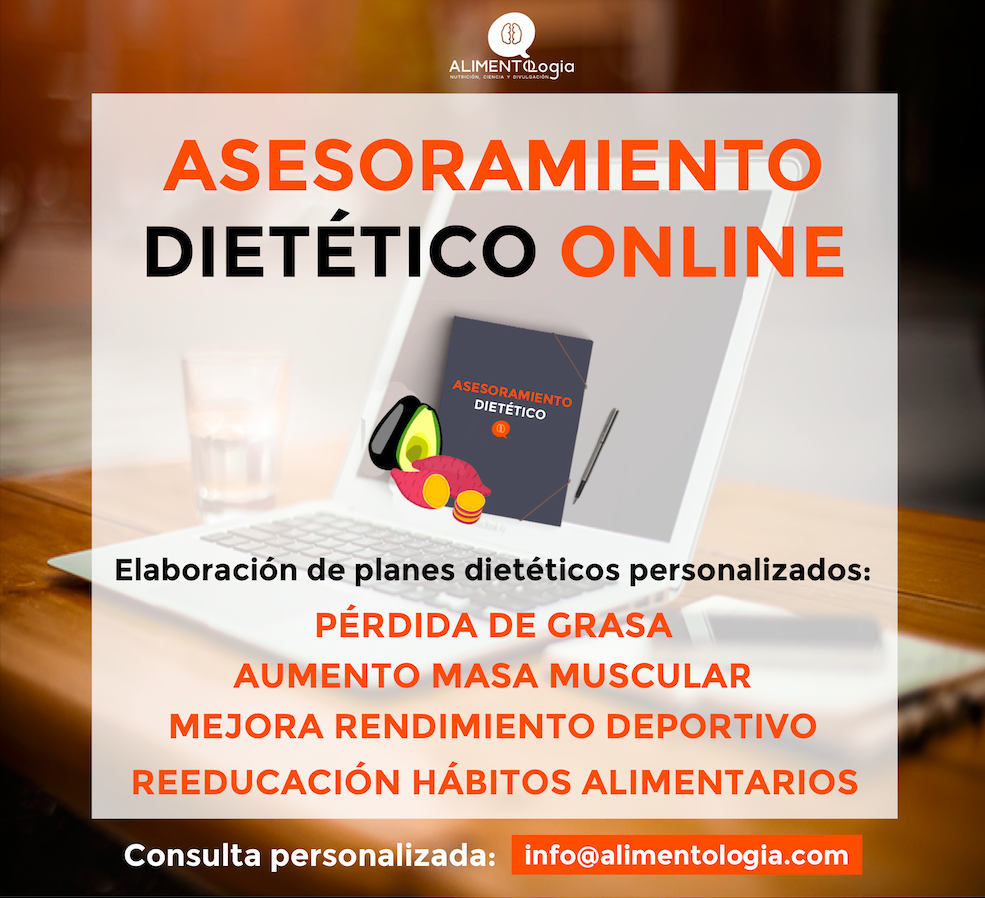 Asesoramiento Dietético Online