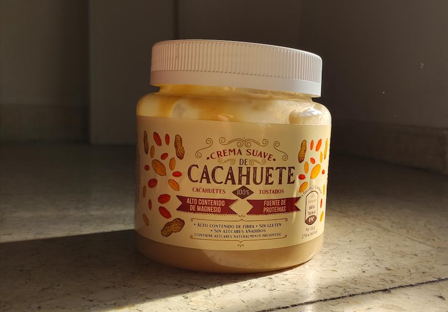 Crema cacahuetes de ALDI, a estudio: ¿Es la mejor del mercado?