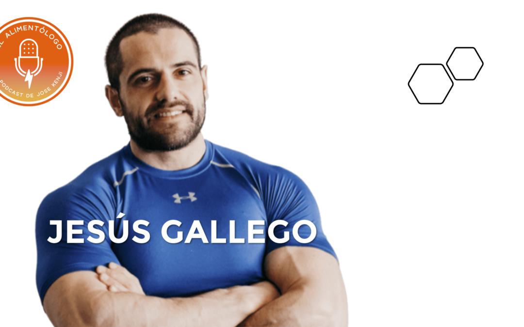"""Entrevista a Jesús Gallego sobre culturismo: """"Ser un gran culturista conlleva quitar tiempo a tu trabajo"""""""