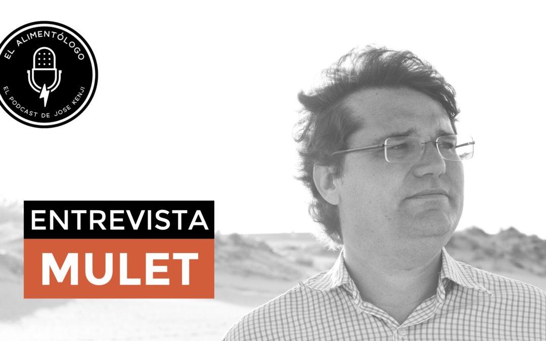 """Entrevista a José Miguel Mulet: """"Muy pocos pueden vivir de la divulgación científica"""""""