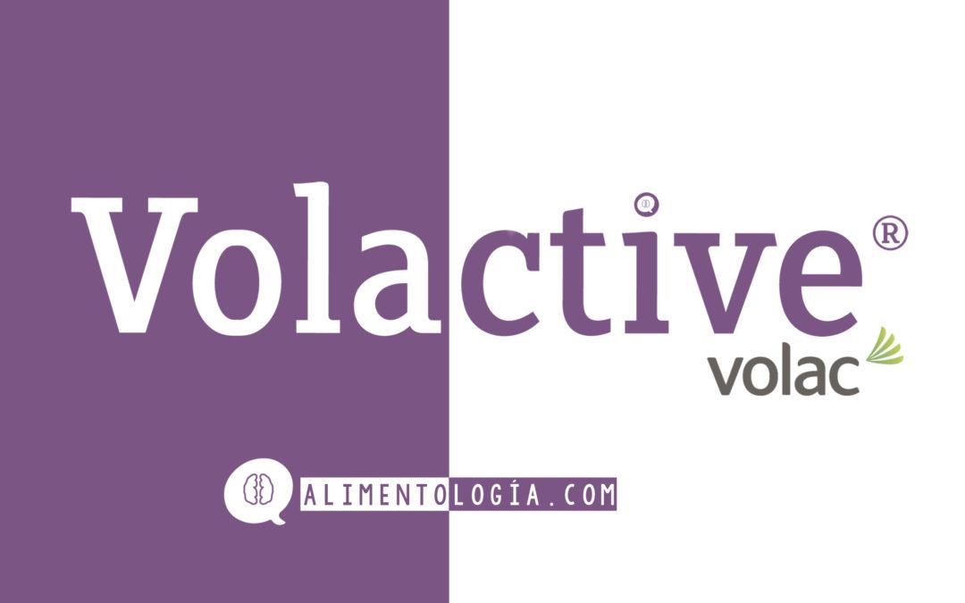 Materia Prima Volactive® (VOLAC) ▷Valor nutricional y aminograma de Whey Protein