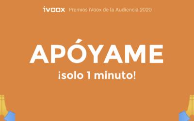 APÓYAME y VOTA MI CANDIDATURA ▷ ¡Solo 1 min!