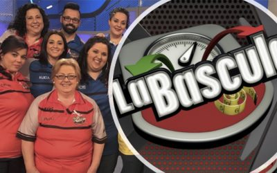 """LA BÁSCULA   """"El 90% de los Concursantes Recuperaron su Peso"""" (Programa TV Canal Sur)"""