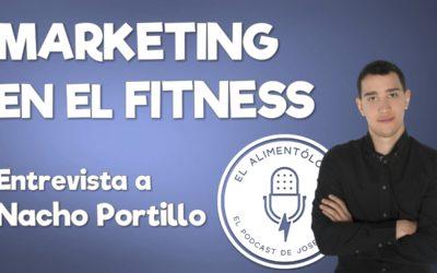 """Nacho Portillo, especialista en Marketing en Fitness: """"Las marcas están pagando hasta 5 cifras a los influencers fitness"""""""