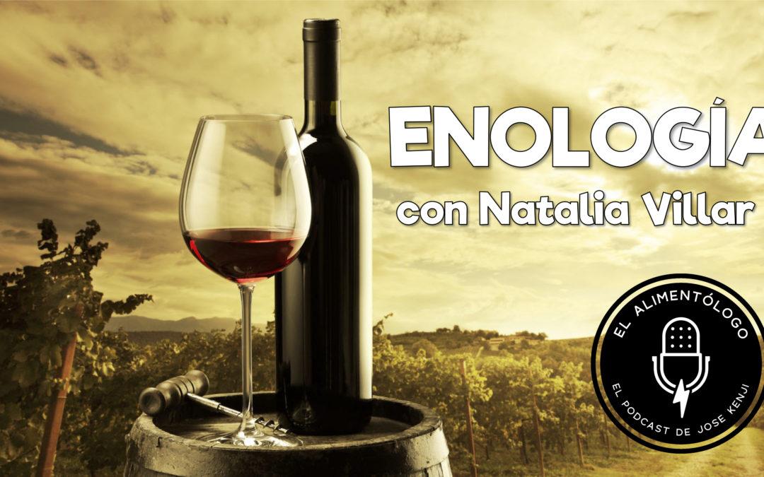 La Enología y el Vino: mitos y conceptos ▷Entrevista a Natalia Villar de 'Vibra el Vino'
