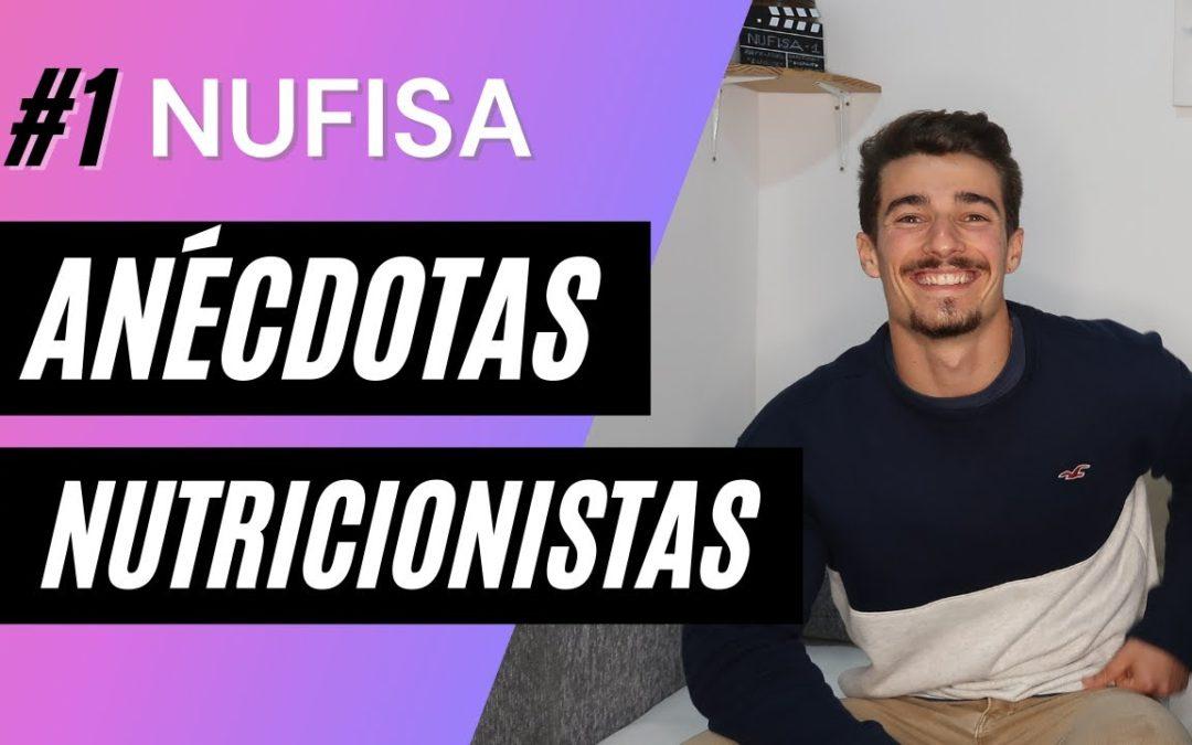 Anécdotas de Nutricionistas en Consulta Dietética #1, con Roberto Sánchez 'Nufisa'