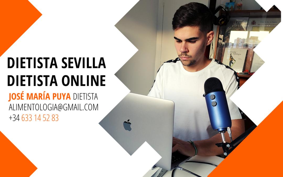 Dietista en Sevilla y Dietista Online | Asesoramiento dietético