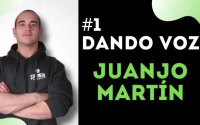 Dando voz al futuro nutricionista y tecnólogo alimentario, Juanjo Martín (@jotaroxas) (Podcast El Alimentólogo)
