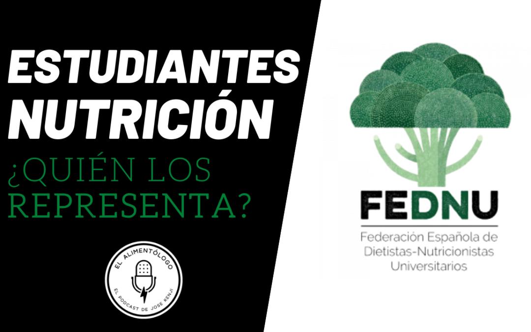 ¿Quién Representa a los Estudiantes de Nutrición? | FEDNU (Federación Española D-N Universitarios)