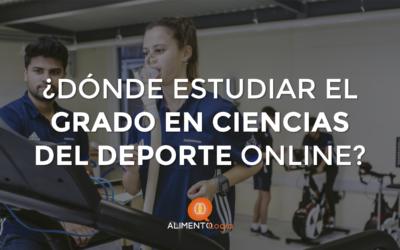 ¿Dónde estudiar online el Grado Ciencias Actividad Física y Deporte? | CAFyD a distancia