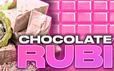 Chocolate Rubí: el secretismo de Barry Callebaut y el origen de Ruby RB1